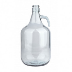 demijohn 5 l straight with...
