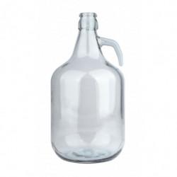 Gärflasche 5 l gerade mit...