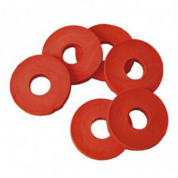 rubberen ringen voor...