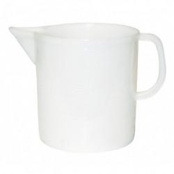 measuring jug graduated,...