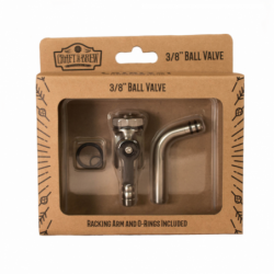 """Ball valve 3/8"""" for The..."""