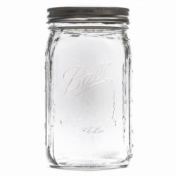 Bocal Mason Jar pour The...