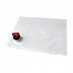 Sack transparent für BAG in...