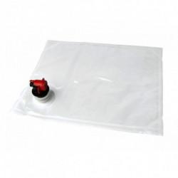 zak transparant voor BAG in...