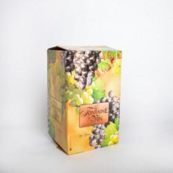 Box 'GRAPE' for BAG in BOX...