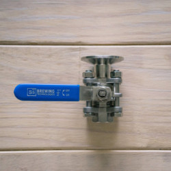 Ss Brewtech™ Ball valve...