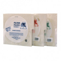filter pads STERILE for...