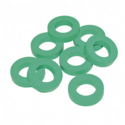 set of rubbers (8) for...