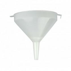 funnel plastic 15 cm diam....