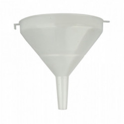 funnel plastic 21 cm diam....