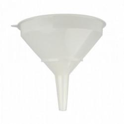 funnel plastic 30 cm diam....