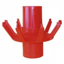 Element for rotating bottle...