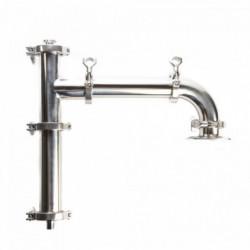 Brewtools steam condenser
