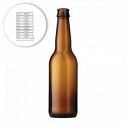 Bierflasche Longneck OW 33...