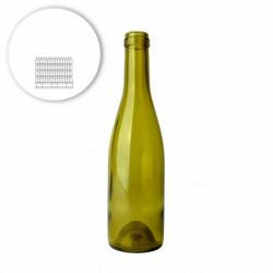 Pallet wijnflessen...