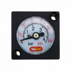 Manomètre 0 - 4 bar pour...